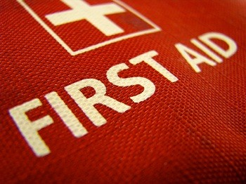 Provide first aid  (Level 2 First Aid)