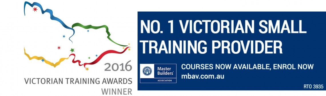 2016 Victorian Training Awards Winner – Small Training Provider of the Year