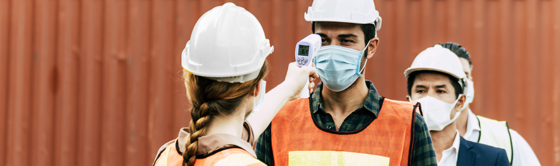 Infection control for the Building and Construction Industry